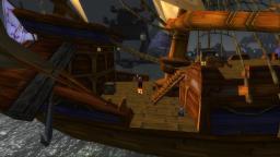 Das falsche Anschlußschiff genommen