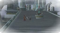 Rascher Besuch im Tempel