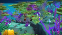 In der Unterwasserhöhle