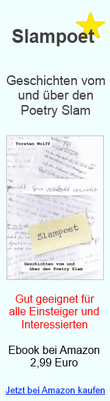 Slampoet - Poetry Slam Ebook bei Amazon